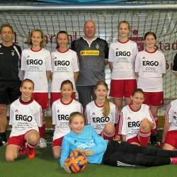 Mädchenmannschaft Rot-Weiss-Venn
